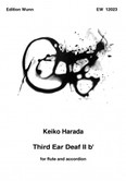 Harada, Keïko - Third Ear Deaf II b'
